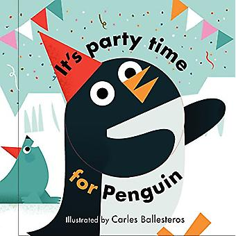 It's Party Time for Penguin by Matthew Morgan - 9781786033215 Book