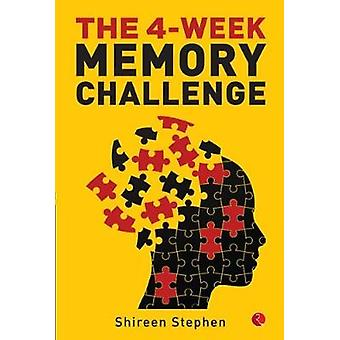 THE 4-WEEK MEMORY CHALLENGE by Shireen Stephen - 9789353040581 Book