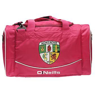 ONeills Womens Antrim GAA Holdall Bag