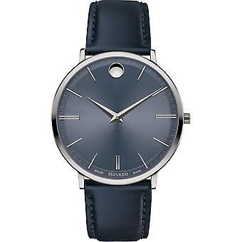 Movado - Montre-bracelet - Unisex - 0607400 - Ultra Slim -