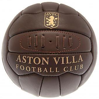 Aston Villa Retro Heritage Football