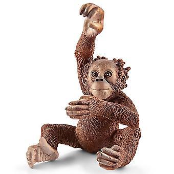 Jeune orang-outan Schleich