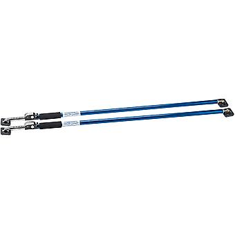 Draper 88237 Expert Pair Of Quick Action Telescopic Support Rods