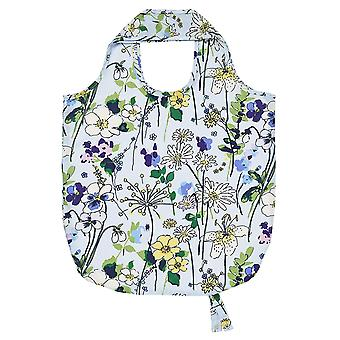 Kitchen Accessories Wildflower, Double Oven Glove, Mitt , Tea Towel & Reusable Shopping Bag