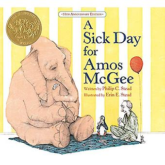 A Sick Day for Amos McGee - 10th Anniversary Edition (Special edition)