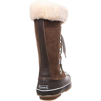 BEARPAW Women's Snow Boots, Brown Earth 239, 7 UK