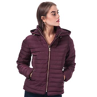 Women's Tokyo Laundry Ginger Hooded Jacket in Red