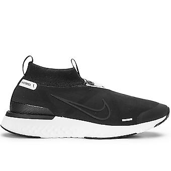 React City Black Sneakers