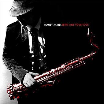 Boney James - Send One Your Love [CD] USA import