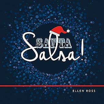 Ellen Ross - Santa Salsa [CD] USA import