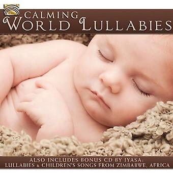 Calmar el mundo canciones de cuna - calmar importación USA de nanas del mundo [CD]