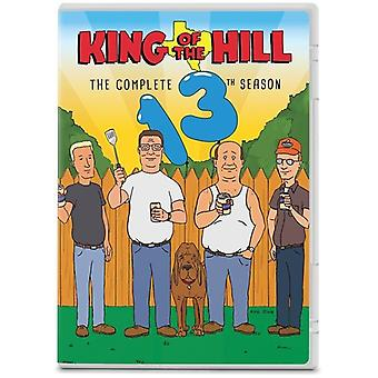 King of the Hill: Season 13 [DVD] USA import