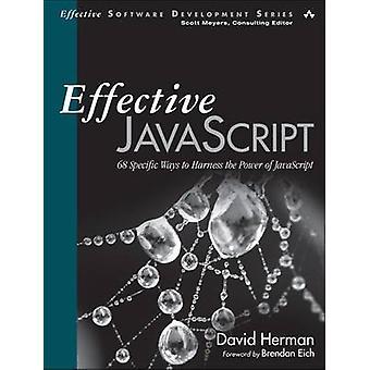 JavaScript efficace par Herman & David