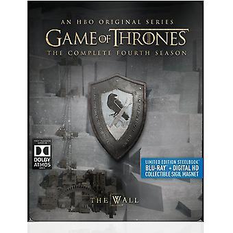 Game of Thrones: l'importation des USA de la quatrième saison [Blu-ray]