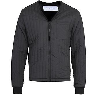 Rains Black Jacket Liner