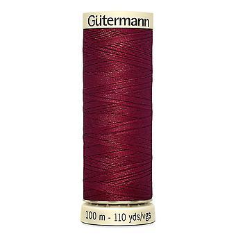 Gutermann sy-alle 100% polyestertråd 100m Hånd- og maskinfarvekode - 910