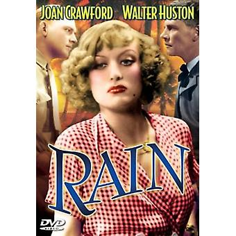 Rain [DVD] USA import