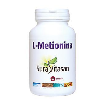 L-Methionine 50 capsules van 500mg
