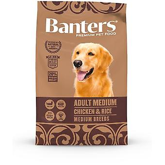 Banters Adult Medium (Dogs , Dog Food , Dry Food)