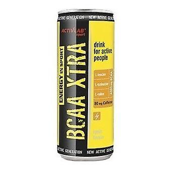 Activlab BCAA xtra drink + Caffeine apple 250 ml