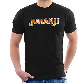 Jumanji 1995 Film Logo Men's T-Shirt