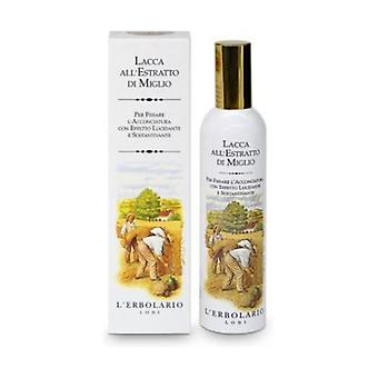 Lacquer with Millet and Soy Extract 150 ml