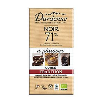 Tradition 71% Dark Chocolate Bar 200 g