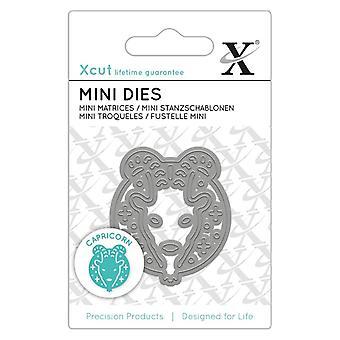 Xcut Mini Die Zodiac Sign Capricorn