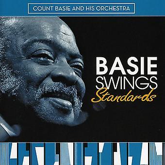 Count Basie - Basie Swings Standards [CD] USA import