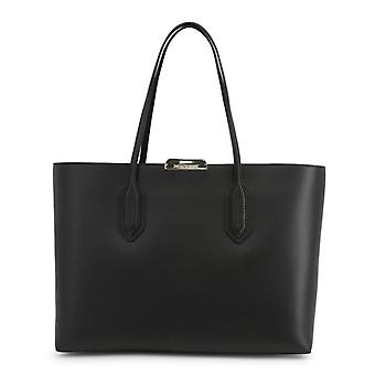 Emporio armani y3d103 women's synthetic leather shopping bag