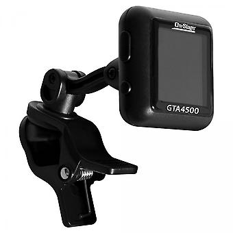 GTA4500, Rechargeable Clip-On Tuner