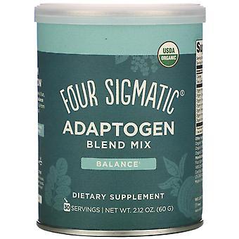 Four Sigmatic, Adaptogen Blend Mix, Balance, 2.12 oz (60 g)