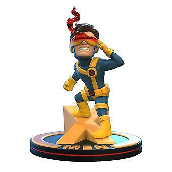 Quantum Mechanix  Cyclops X-Men Marvel Q-Fig Diorama