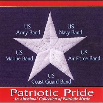 [CD] EUA de orgulho patriótico de orgulho patriótico - importação