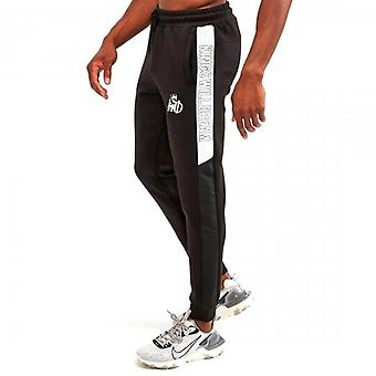 Kings Will Dream Lunwell Black/Reflective Poly Jog Pants