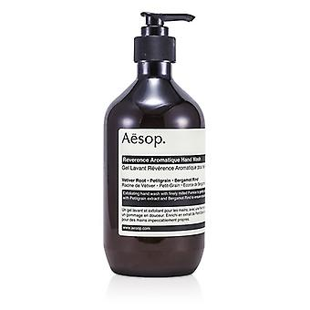 Aesop Ehrfurcht Aromatique Hand Wash 500ml / 16.9 oz