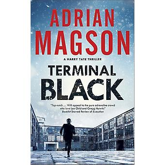 Terminal Black de Magson & Adrian Author