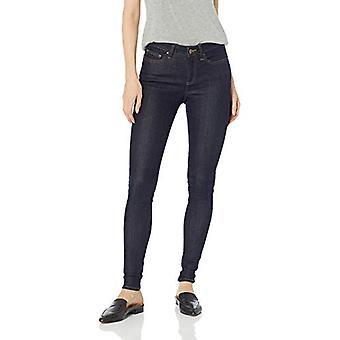 Brand - Daily Ritual Women's Mid-Rise Skinny Jean, Pure Indigo, 24 (00...