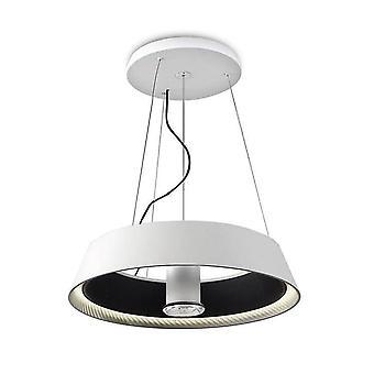 Leds-C4 GROK - LED 1 Licht kleine Decke Anhänger weiß, schwarz