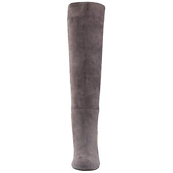 Steven by Steve Madden Womens Tila Suede Closed Toe Knee High Fashion Boots