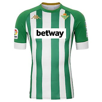 2020-2021 Real Betis Home Shirt