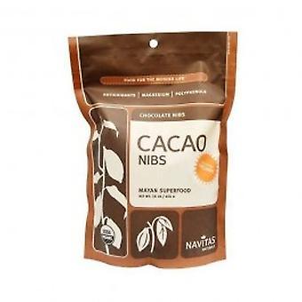 Navitas Naturals Cacao Nibs-Navitas Naturals Cacao Nibs