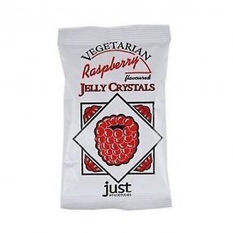 Just Natural - Raspberry Jelly Crystals 85g