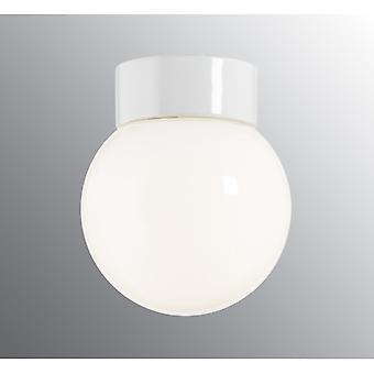Ifo Electric Classic Globe Shiny Opal Glass ø150