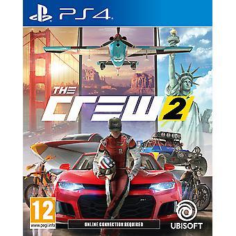 Det besättning 2 PS4 spelet