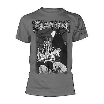 Cradle Of Filth Musta Massa T-paita