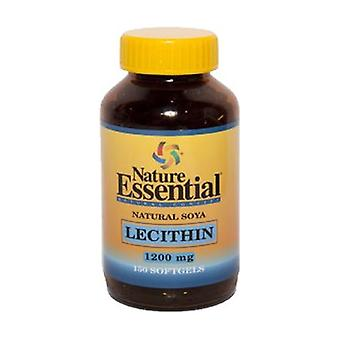 Soy lecithin 150 softgels of 1200mg