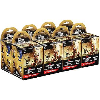 D&D Icons of The Realms Eberron Rising from The Last War Booster Brick Pack Of 8