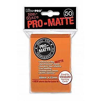 Pro Mat Oranje DPD 50 Ct 12 Display (12 eenheden)