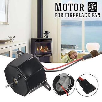 Fireplace Heat Powered Stove Fan Motor - Heat Distribution Log Wood Burner